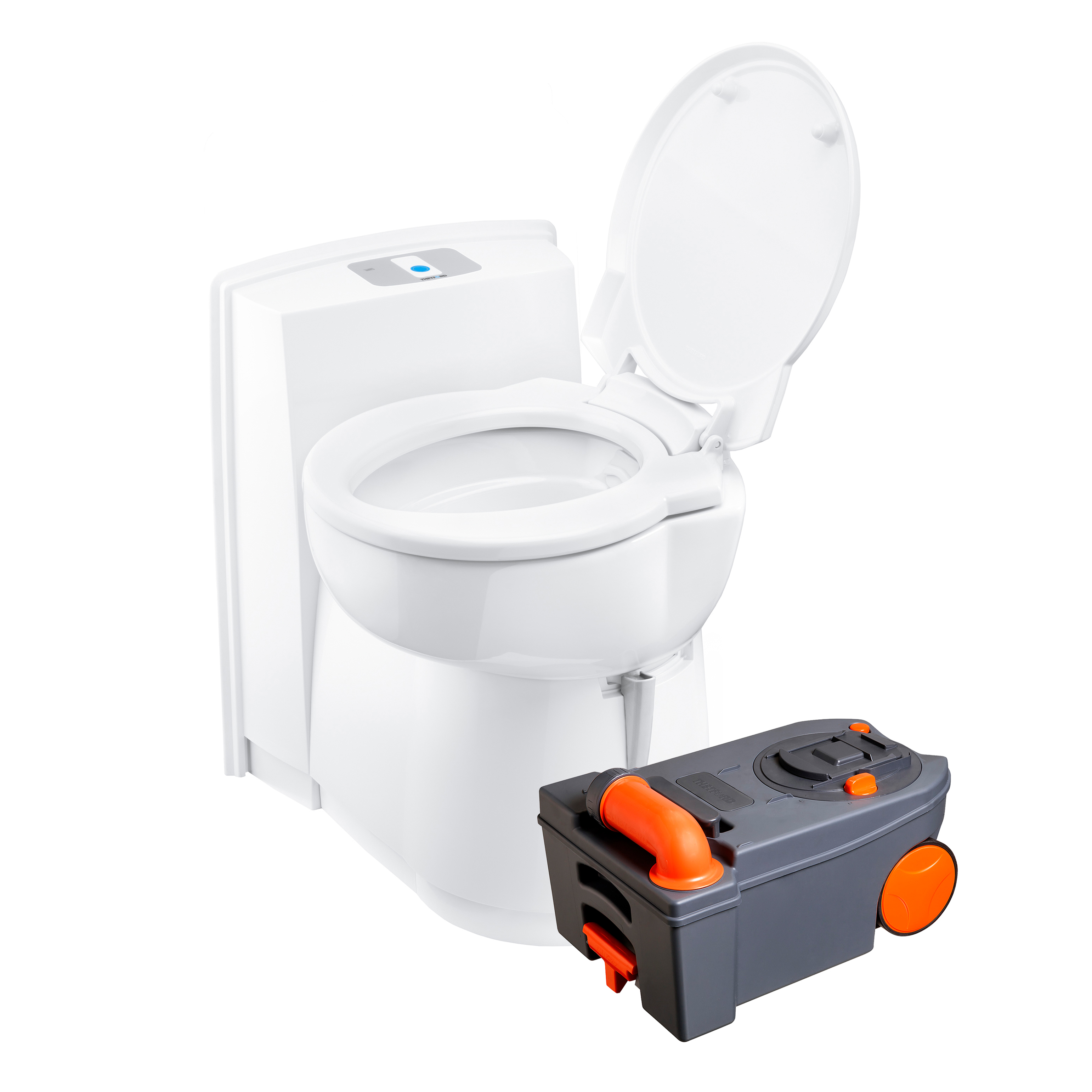 Cassette Toilets Thetford Toilet Parts Breakdown Together With Rv Diagram C263 Csl Ceramic C260 Serie The Built In Consists Of Two